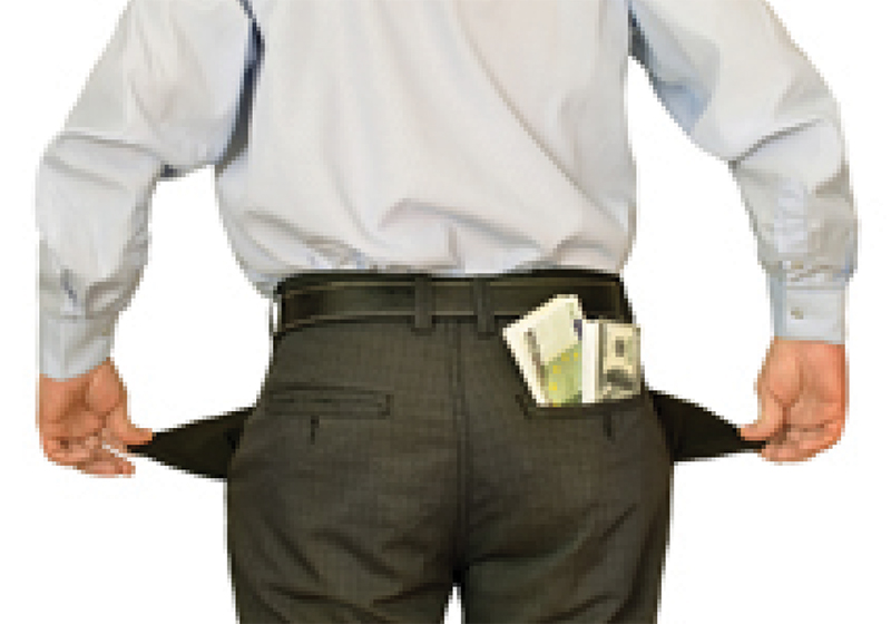 Suing an insolvent debtor - can you recover from his trust?