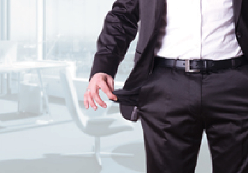 When is a debtor insolvent? A case of arrear maintenance illustrates