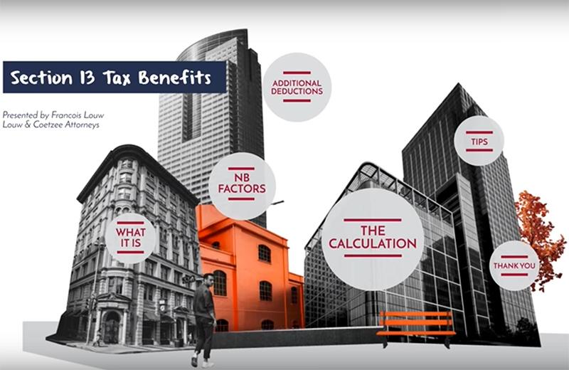 Louw Coetzee | Section 13 Benefits