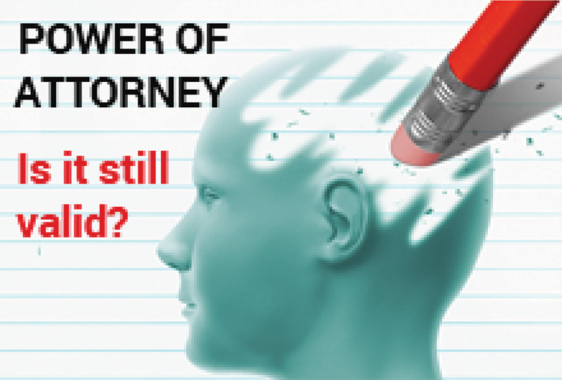 Dementia and Incapacity: What is a Power of Attorney and is it Forever?