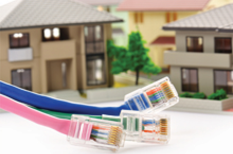 Security Complexes and Fibre – You Can Use Telkom Ducting After All