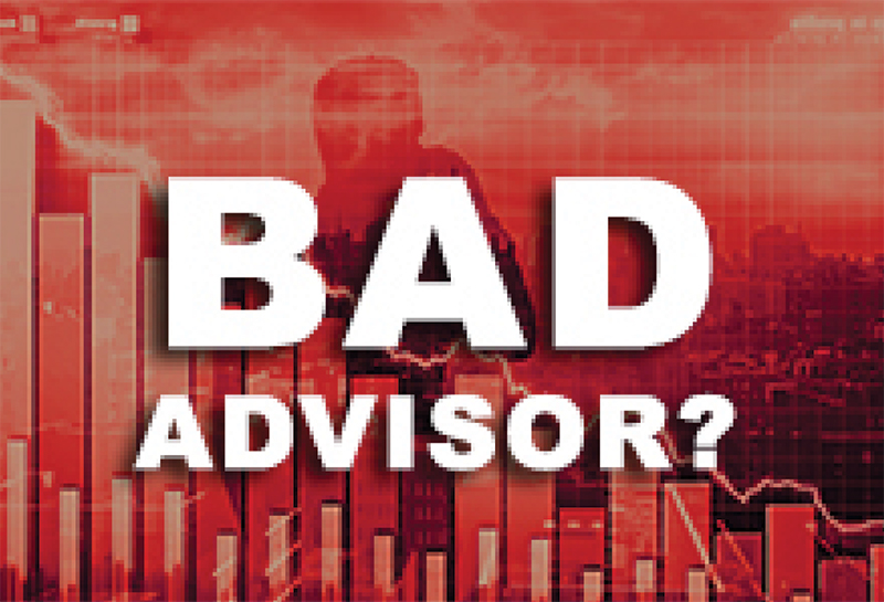 Can You Sue a Bad Investment Advisor? It depends...
