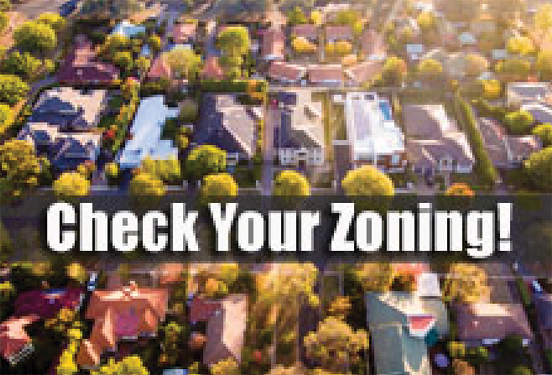 Running a Business in a Residential Area – Check Your Zoning First!